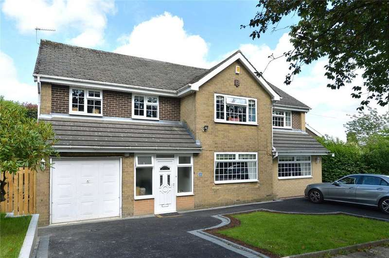 5 Bedrooms Detached House for sale in Yew Tree Avenue, Bradford, West Yorkshire, BD8