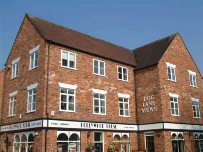 2 Bedrooms Flat for rent in Dog Lane Mews, Bewdley, Worcs