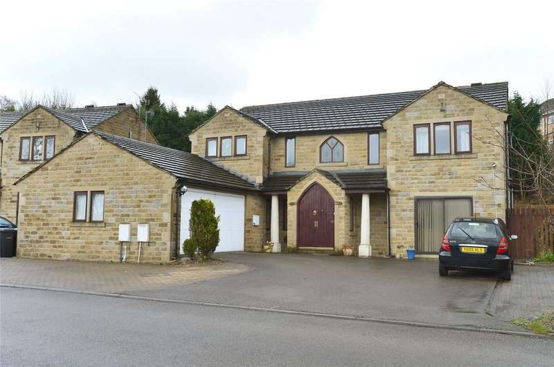 5 Bedrooms Detached House for sale in Coach House Close, Bradford, West Yorkshire, BD7
