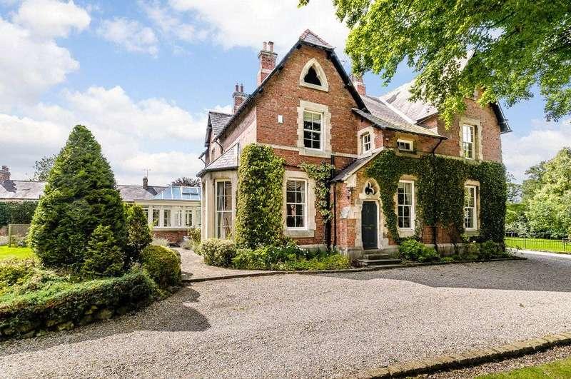 5 Bedrooms Detached House for sale in The Old Vicarage, Burton Leonard, Near Harrogate, North Yorkshire, HG3