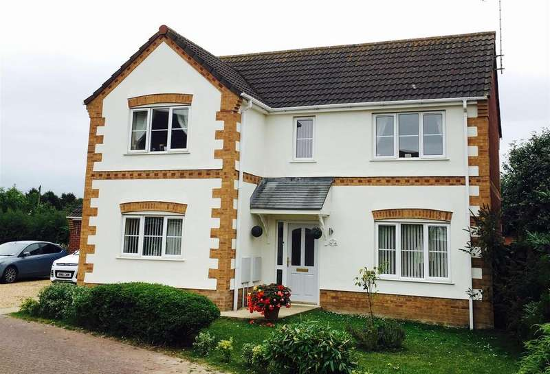 3 Bedrooms Detached House for sale in John Swains Way, Long Sutton