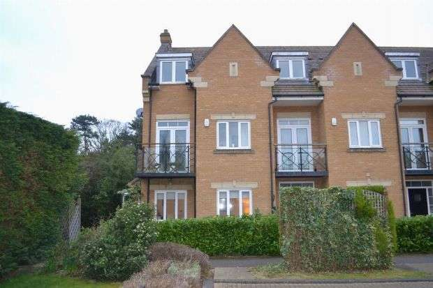4 Bedrooms Town House for sale in Manderville Close, Manfield Grange, Northampton NN3 6QE