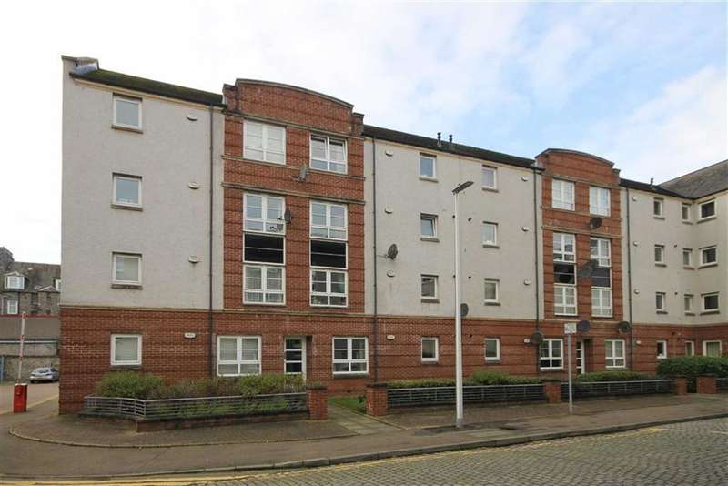 2 Bedrooms Flat for rent in Fraser Road, Aberdeen, AB25 3UE
