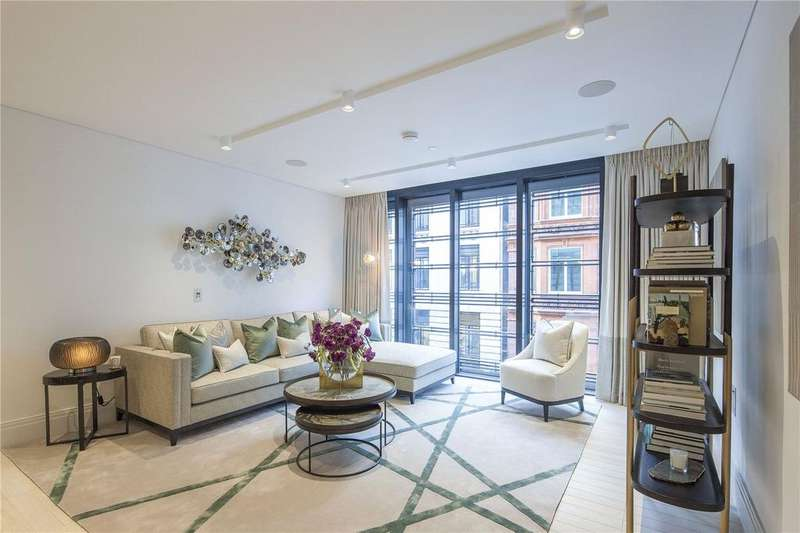 2 Bedrooms Flat for sale in Cork Street, Mayfair, London, W1S