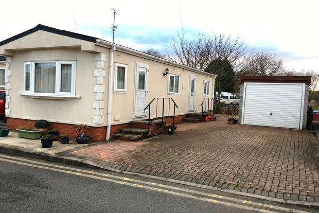 2 Bedrooms Mobile Home for sale in Caravan Park, Unicorn Street, Thurmaston, Leicester, LE4