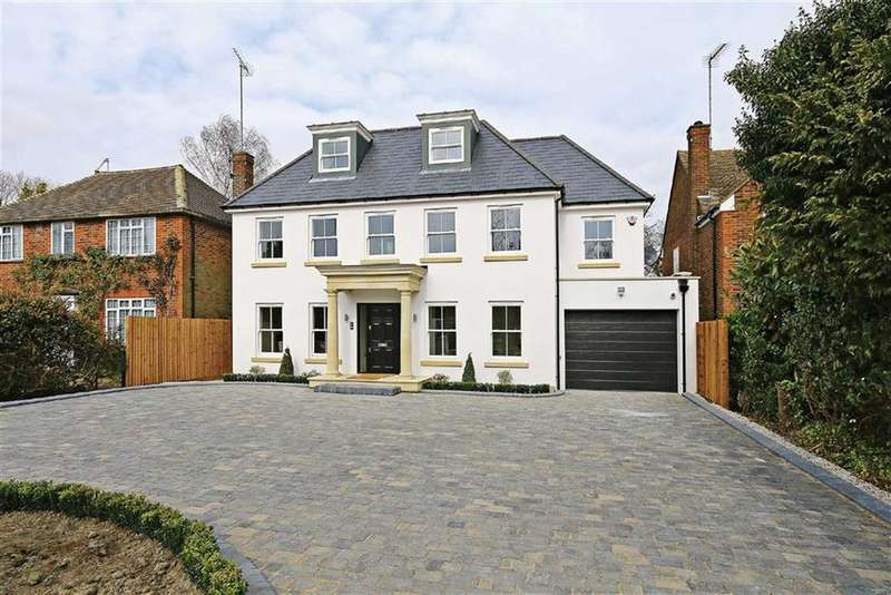 5 Bedrooms Detached House for rent in Kingwell Road, Hadley Wood, Hertfordshire