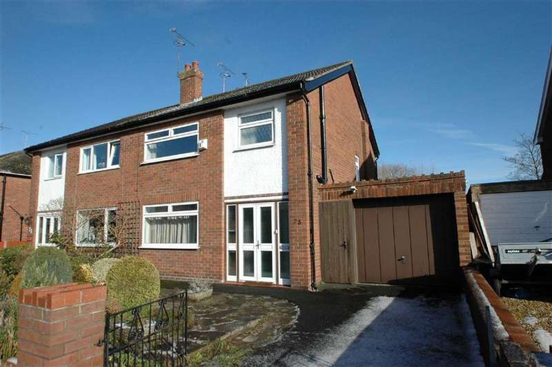 3 Bedrooms Semi Detached House for sale in Manor Drive, Great Boughton