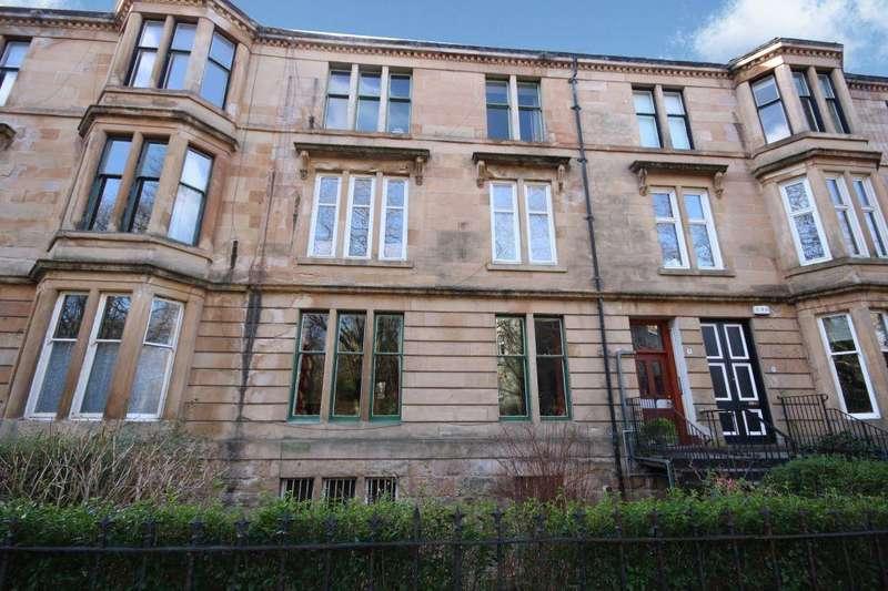 2 Bedrooms Ground Flat for sale in G/1, 5 Hayburn Crescent, Partickhill, Glasgow, G11 5AU