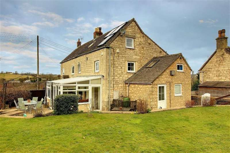 4 Bedrooms Semi Detached House for sale in Bath Road, Nailsworth, Gloucestershire