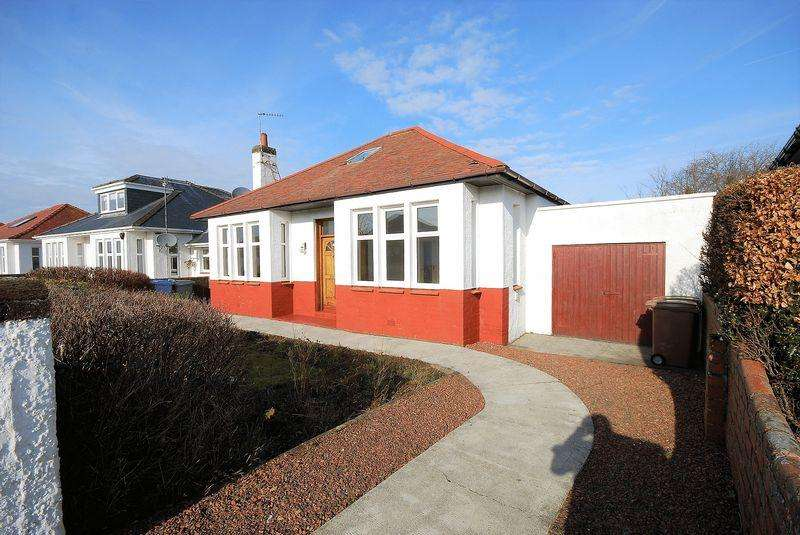 2 Bedrooms Detached Bungalow for sale in 7 Auchendoon Crescent, Ayr, KA7 4AS