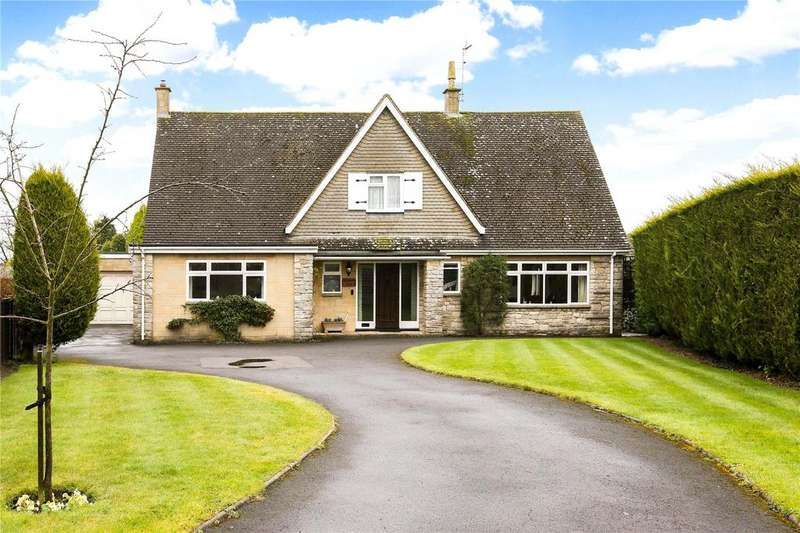 4 Bedrooms Detached Bungalow for sale in Birchwood Close, Corsley, Warminster, Wiltshire