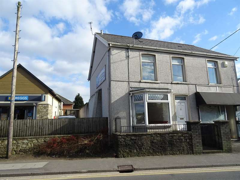 3 Bedrooms Detached House for rent in Coychurch Road, Pencoed, Bridgend, CF35 5NG