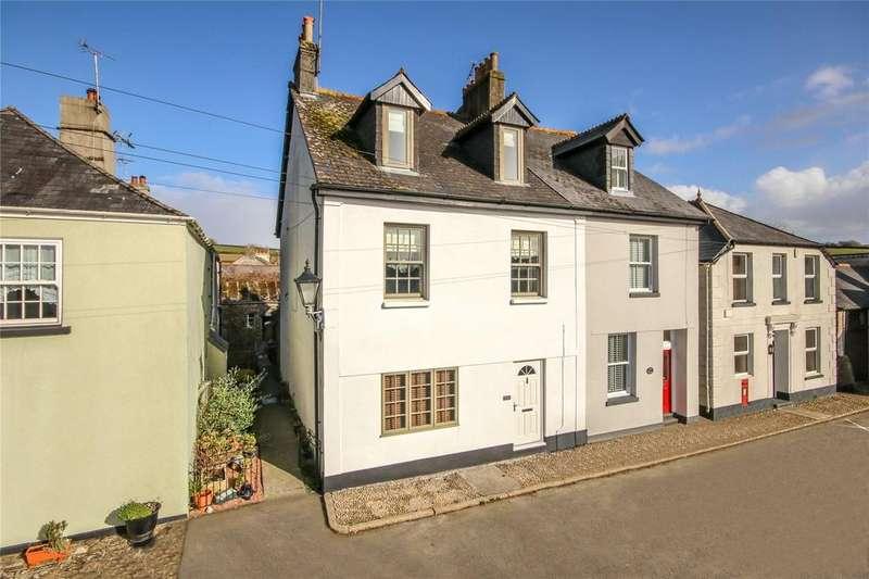 4 Bedrooms Semi Detached House for sale in The Square, Ugborough, Ivybridge, Devon, PL21
