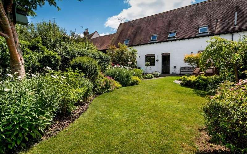 3 Bedrooms Barn Conversion Character Property for sale in Bascote, Near Southam