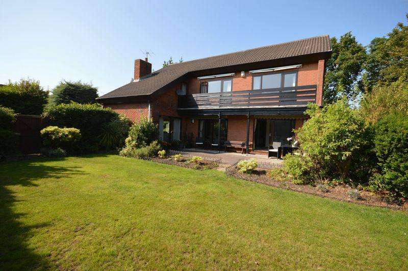 5 Bedrooms Detached House for sale in Barton Hey Drive, Caldy