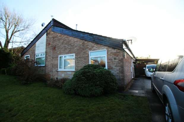 1 Bedroom Semi Detached Bungalow for sale in Studfold, Chorley, Lancashire, PR7 1UB