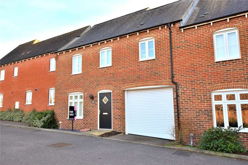 3 Bedrooms Terraced House for sale in Stansted