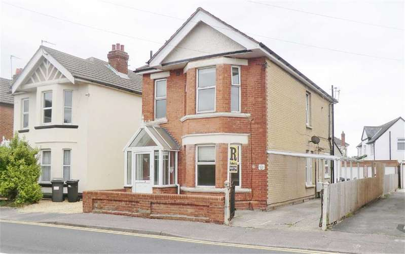 4 Bedrooms House for sale in Bennett Road, Bournemouth, Dorset