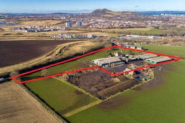 Land Commercial for sale in Cauldcoats Steading, Dalkeith, Midlothian, EH22