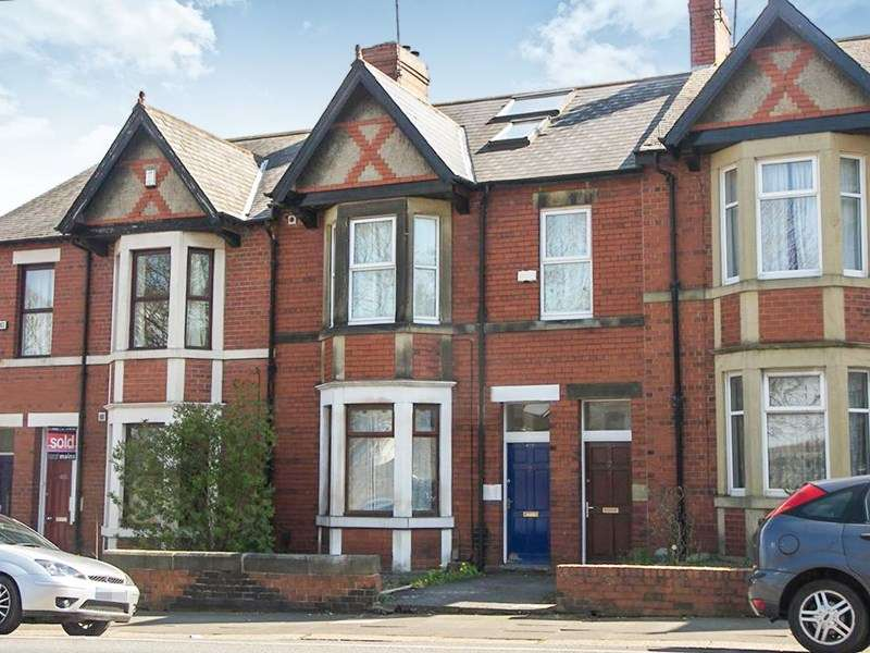 5 Bedrooms Maisonette Flat for sale in Salters Road, Gosforth, Newcastle upon Tyne, Tyne and Wear, NE3 4XJ