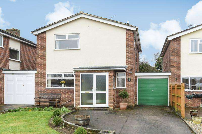 3 Bedrooms Detached House for sale in Seven Acres, Thame