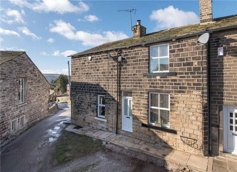 2 Bedrooms Unique Property for sale in High Fold, East Morton, Keighley, West Yorkshire