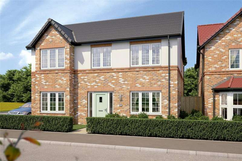 4 Bedrooms Detached House for sale in Plot 32 ,The Pendlebury,, Guisborough