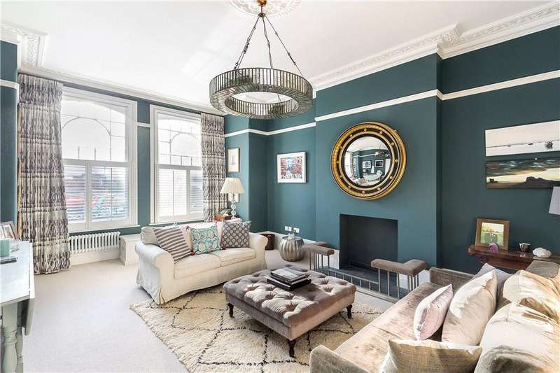 8 Bedrooms House for sale in Elmbourne Road, Wandsworth, London, SW17