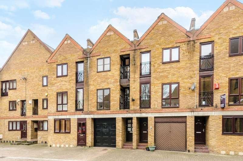 3 Bedrooms House for sale in Brunswick Quay, Canada Water, SE16