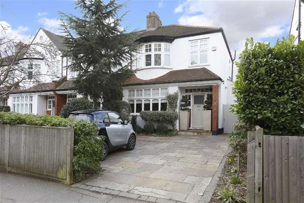 3 Bedrooms Semi Detached House for sale in Dulwich Village, Dulwich