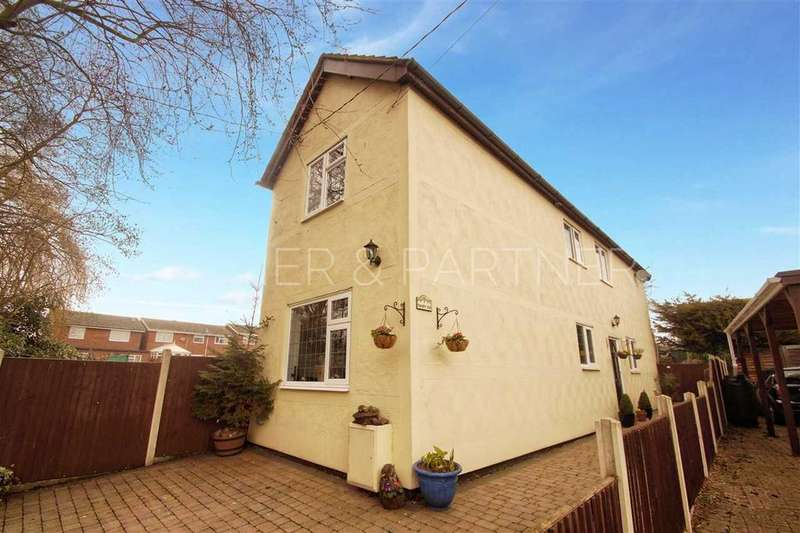3 Bedrooms Detached House for sale in Well Street, Brightlingsea, Colchester