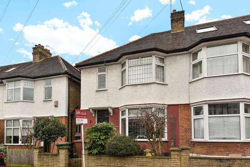 3 Bedrooms Semi Detached House for sale in Tatnell Road, Forest Hill