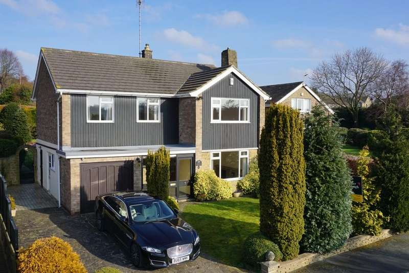 4 Bedrooms Detached House for rent in St. Marys Garth, East Keswick
