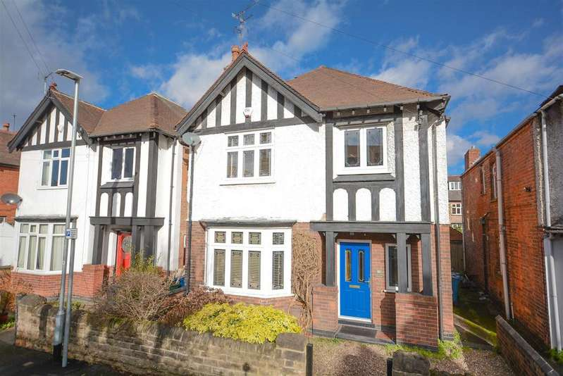 4 Bedrooms Detached House for sale in Balmoral Avenue, West Bridgford, Nottingham