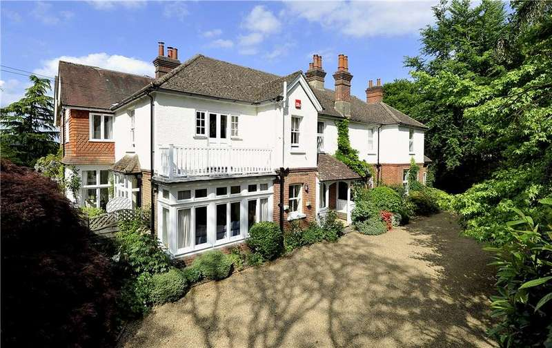 7 Bedrooms Detached House for sale in Courts Hill Road, Haslemere, Surrey, GU27
