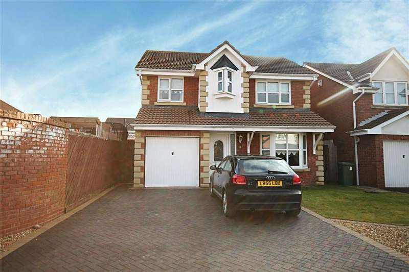 4 Bedrooms Detached House for sale in Upton Court, Ingleby Barwick