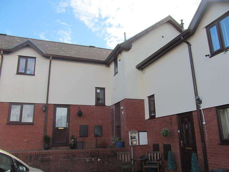 3 Bedrooms Terraced House for rent in Old Farm Court, Llansamlet, Swansea.
