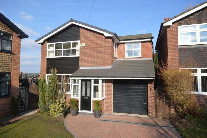 4 Bedrooms Detached House for sale in Warren Road, Appleton