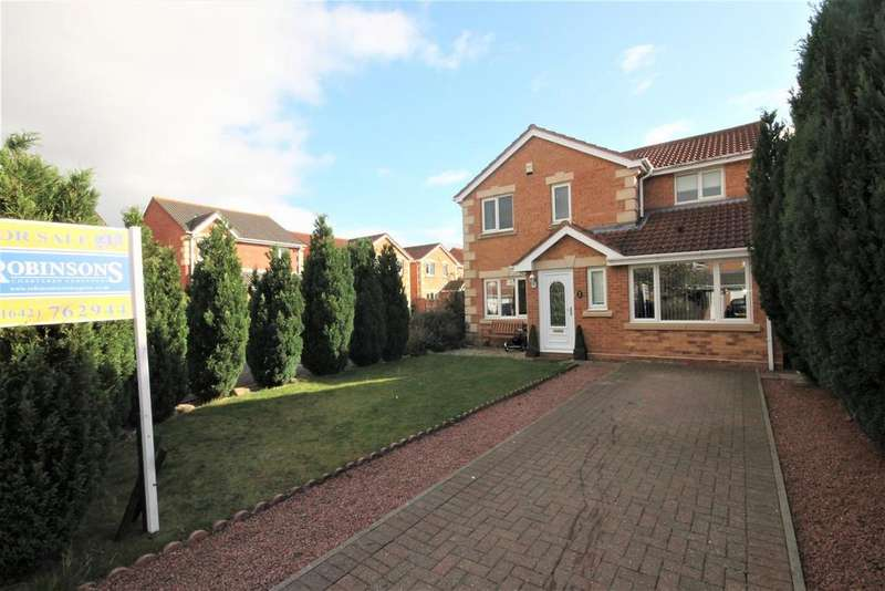 3 Bedrooms Detached House for sale in Cradoc Grove, Ingleby Barwick, Stockton-On-Tees