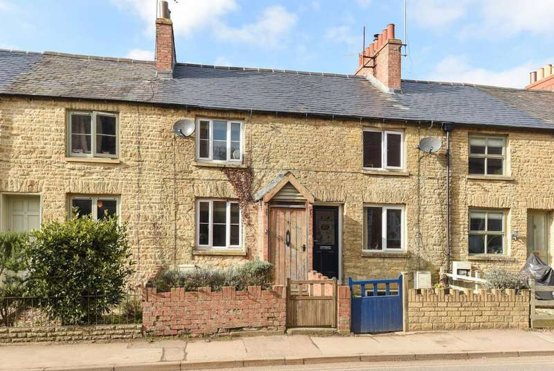 2 Bedrooms House for sale in Chipping Norton, Oxfordshire, OX7