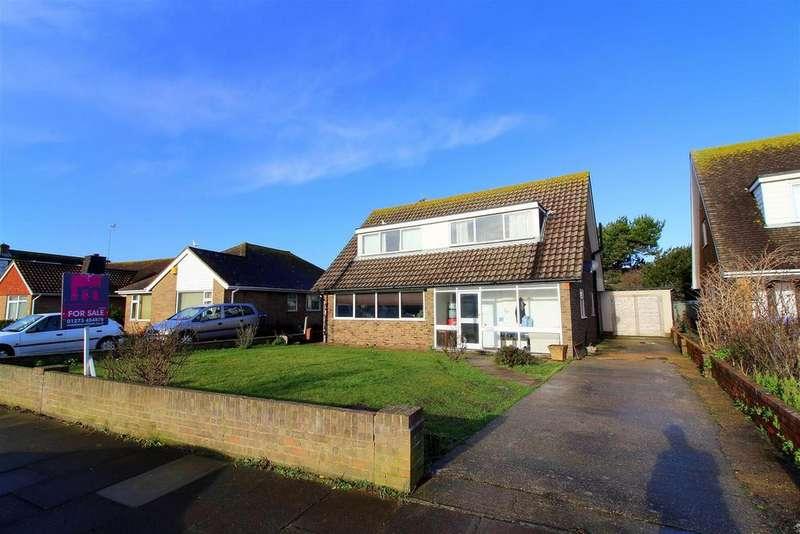 3 Bedrooms Detached Bungalow for sale in Woodards View, Shoreham-By-Sea
