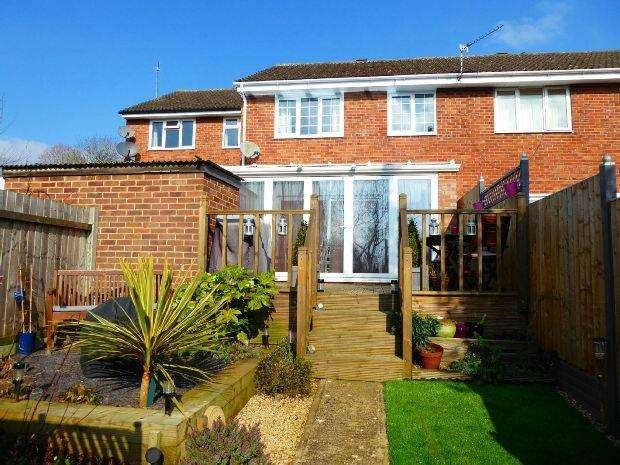 3 Bedrooms Terraced House for sale in Angus Close, Banbury