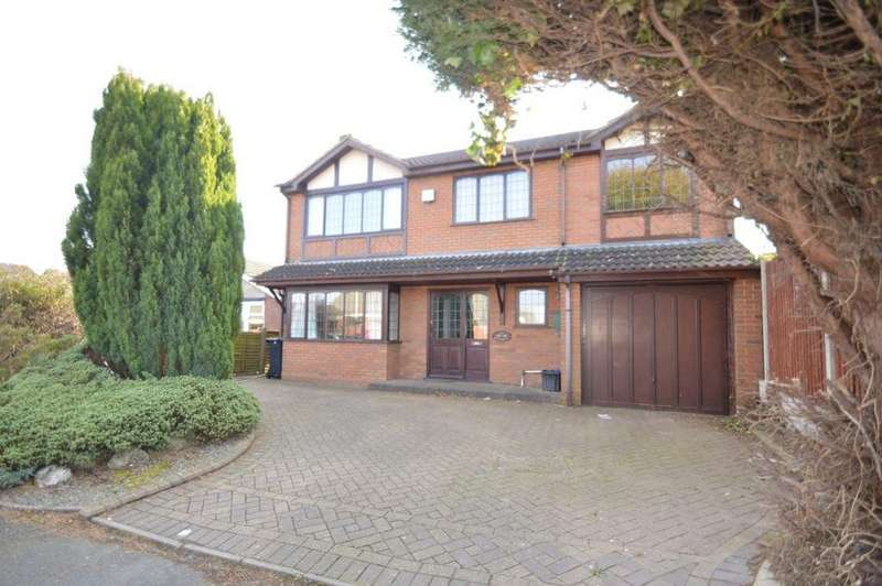 5 Bedrooms Detached House for rent in Ward Street, Coseley