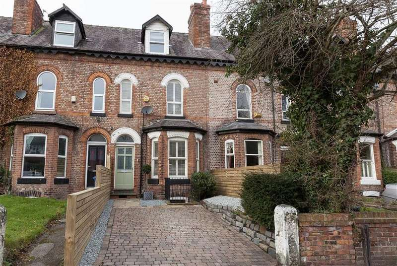 4 Bedrooms Terraced House for sale in Old Lansdowne Road, West Didsbury, Manchester, M20