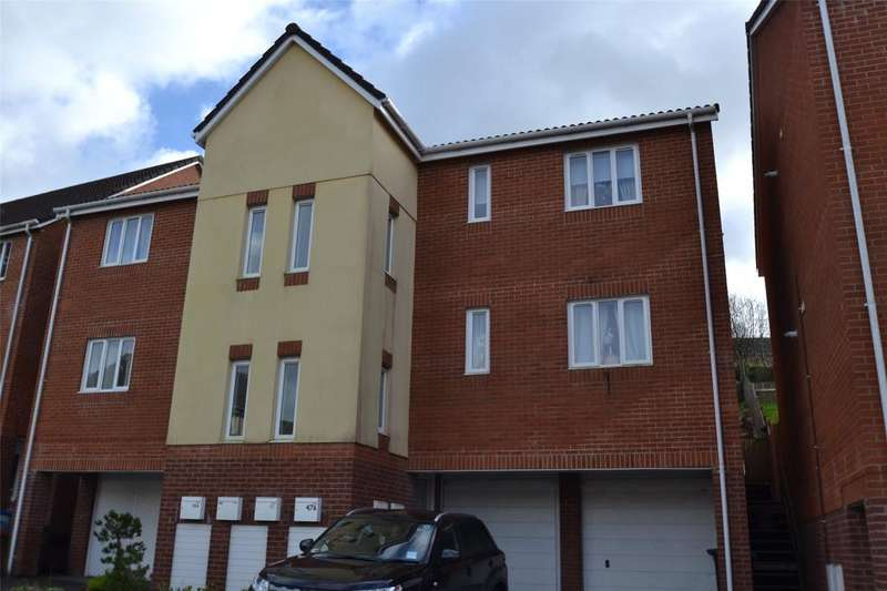 2 Bedrooms Apartment Flat for sale in Silverwood Heights, Barnstaple