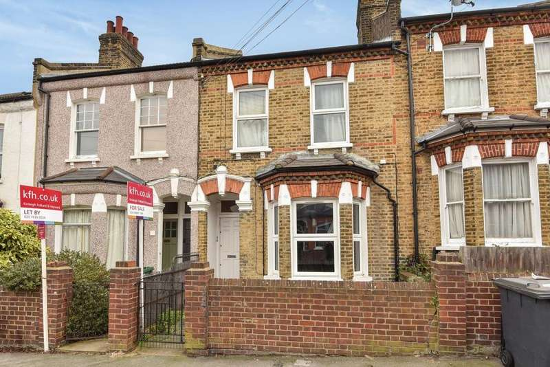 2 Bedrooms Maisonette Flat for sale in Como Road, Forest Hill
