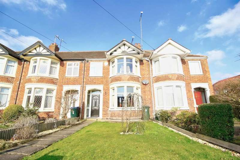 3 Bedrooms House for sale in Lymesy Street, Stivichall, Coventry