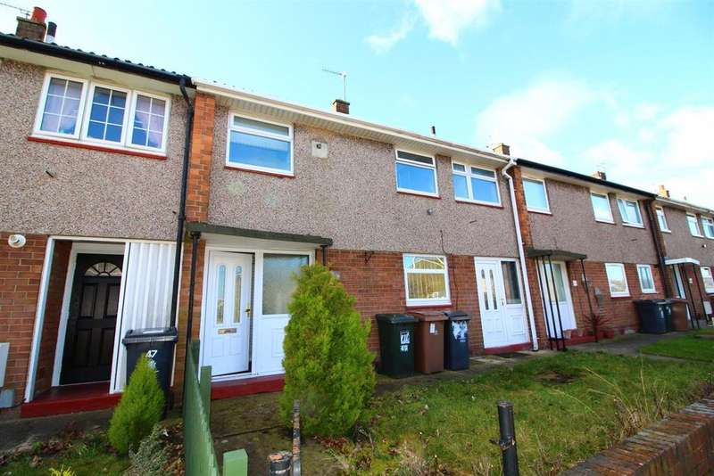 3 Bedrooms Terraced House for sale in Devon Road, North Shields