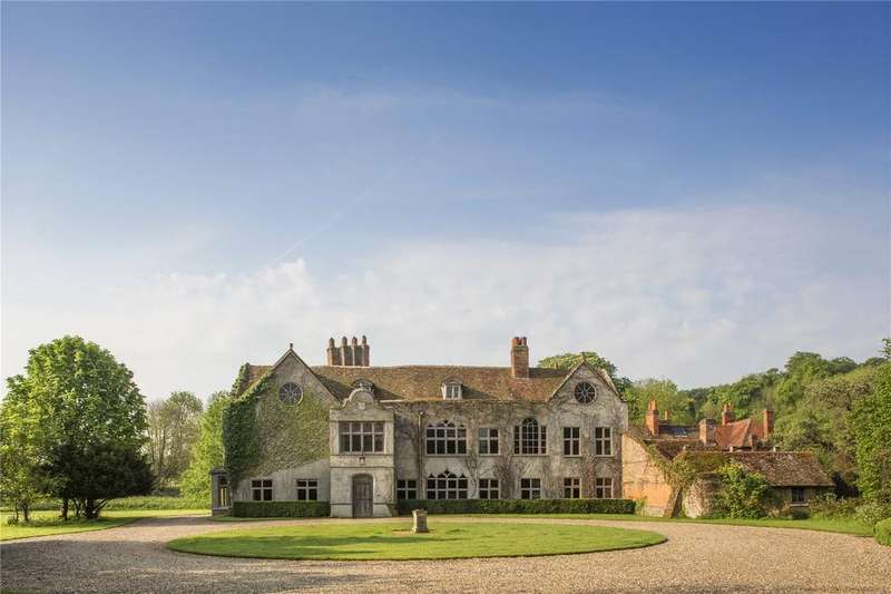 13 Bedrooms Detached House for sale in Harpsden Court, Henley-on-Thames, Oxfordshire, RG9
