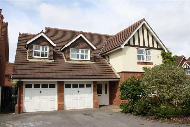 4 Bedrooms Detached House for sale in Gresham Way, SALE, SALE